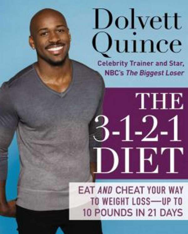 THE 3-1-2-1 DIET: Eat and Cheat Your Way