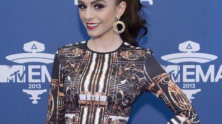 Cher Lloyd attends the MTV 2013 UEMA