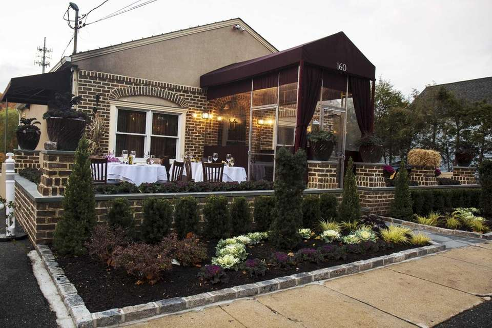 J. Michaels Tuscan Steakhouse is in Oyster Bay.