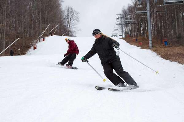Shawnee Mountain's Ski & Snowboard in East Stroudsburg,