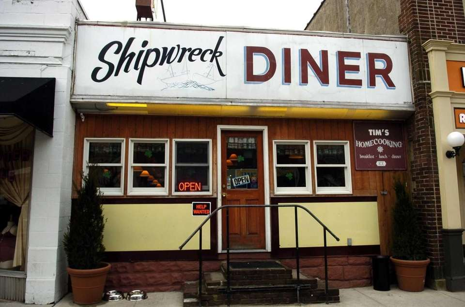 Tim's Shipwreck Diner (46 Main St., Northport): This