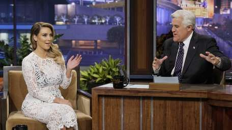 Kim Kardashian on