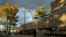 The Brentwood Public Library serves a large and