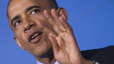 President Barack Obama speaks at the 2013 Tribal
