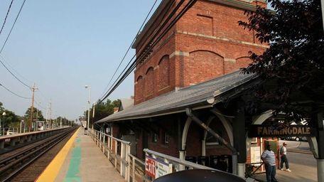 Farmingdale Long Island Rail Road station (Aug. 17,