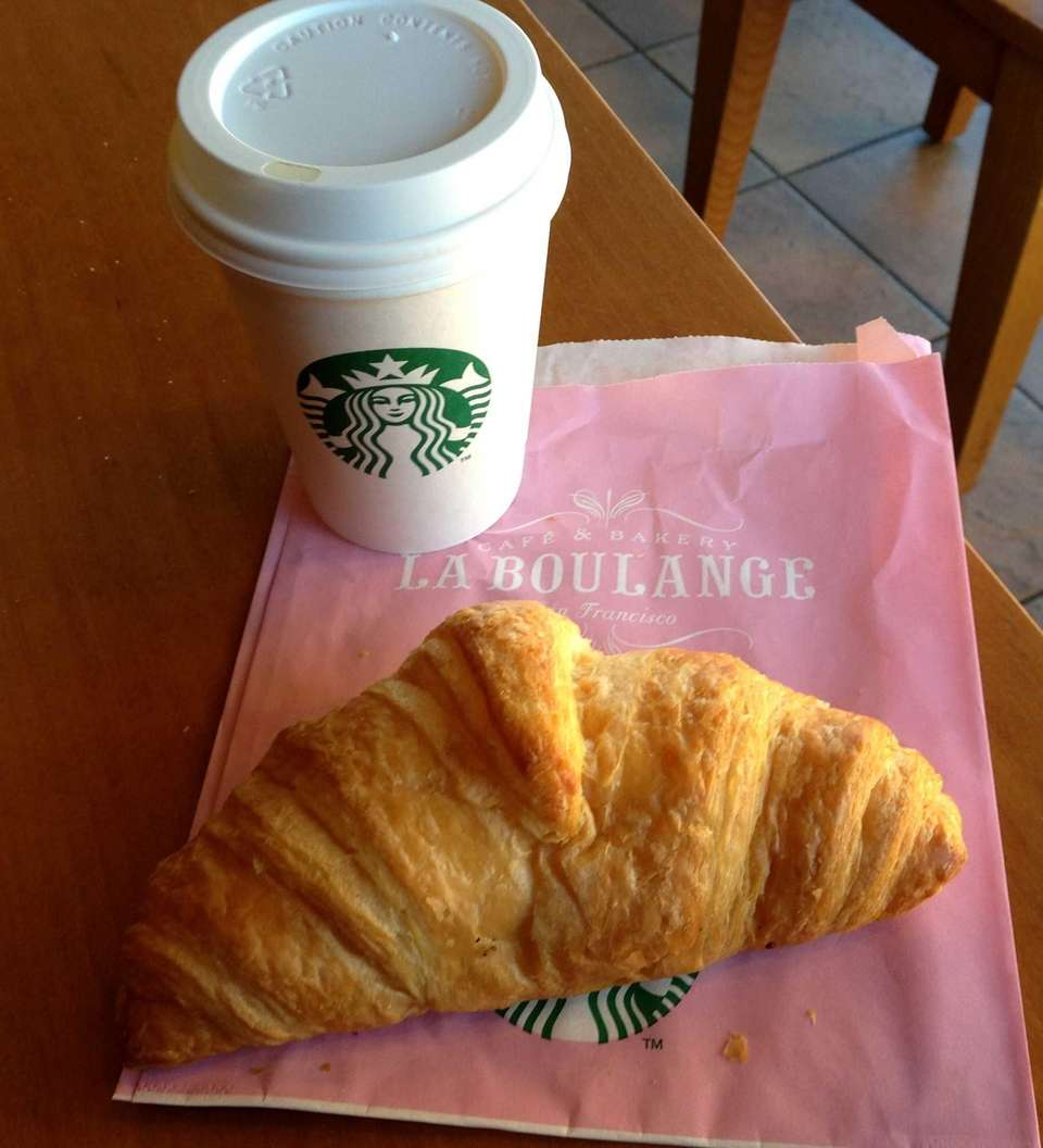 San Francisco's La Boulange Cafe & Bakery supplies