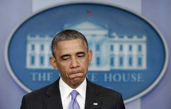 President Barack Obama speaks on the Affordable Care