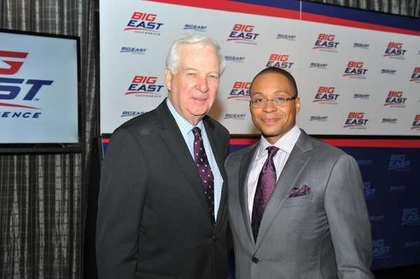 Fox analyst Bill Raftery and broadcaster Gus Johnson