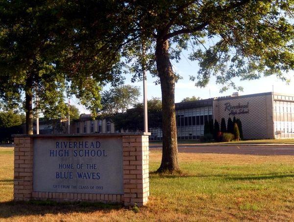 Riverhead High School. (May 23, 2013)