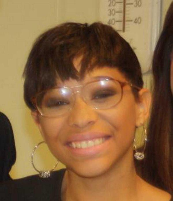 Freeport High School senior Brooke Baker is one