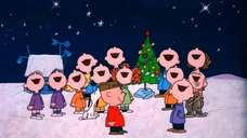 """A Charlie Brown Christmas,"" the 1965 TV classic."