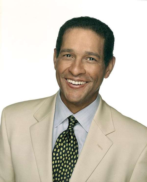 "Bryant Gumbel, host of HBO's ""Real Sports."""