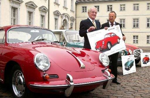 Almost anyone can identify a Porsche 356, a