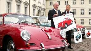 Almost anyone can identify a Porsche 356, a
