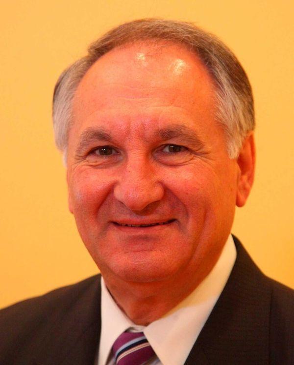 Nassau County Comptroller George Maragos. (June 13, 2013)