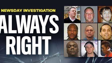 Nassau police deadly force incidents.
