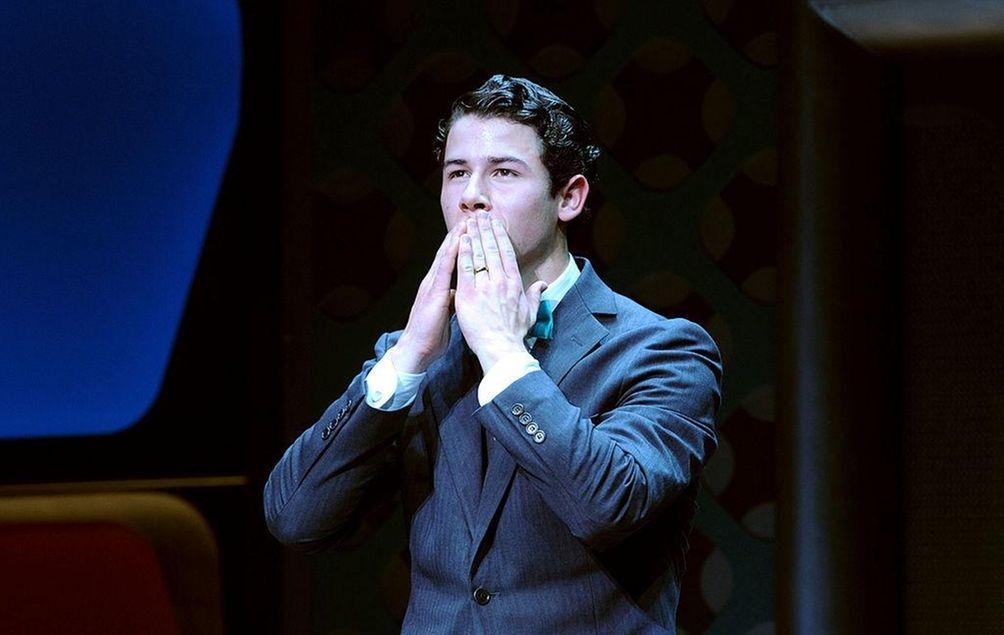 Nick Jonas starred as Finch in