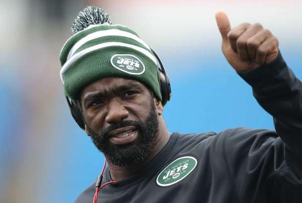 Ed Reed, who was just acquired by the