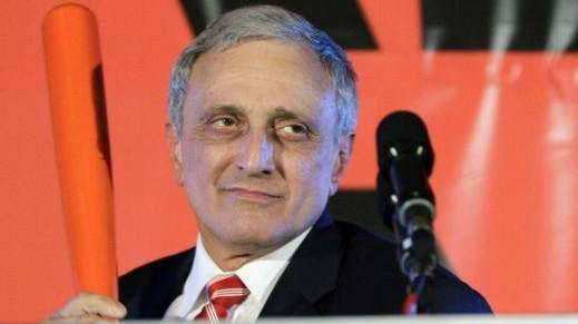 Carl Paladino, of Buffalo, says he is considering