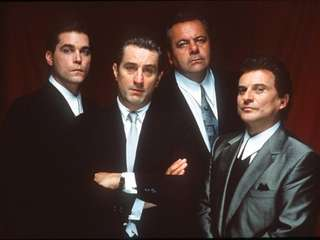 "Promotional photo from ""Goodfellas"", courtesy of Warner Brothers"