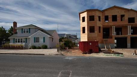 U.S. home builders' confidence in the housing market