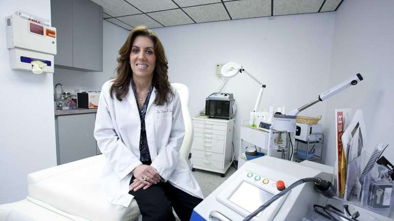 Dr. Donna Serure, the Chairman of Dermatology at