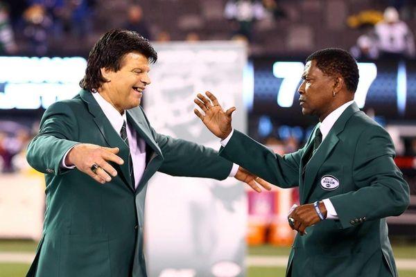 Former New York Jets All-Pro defensive lineman Mark
