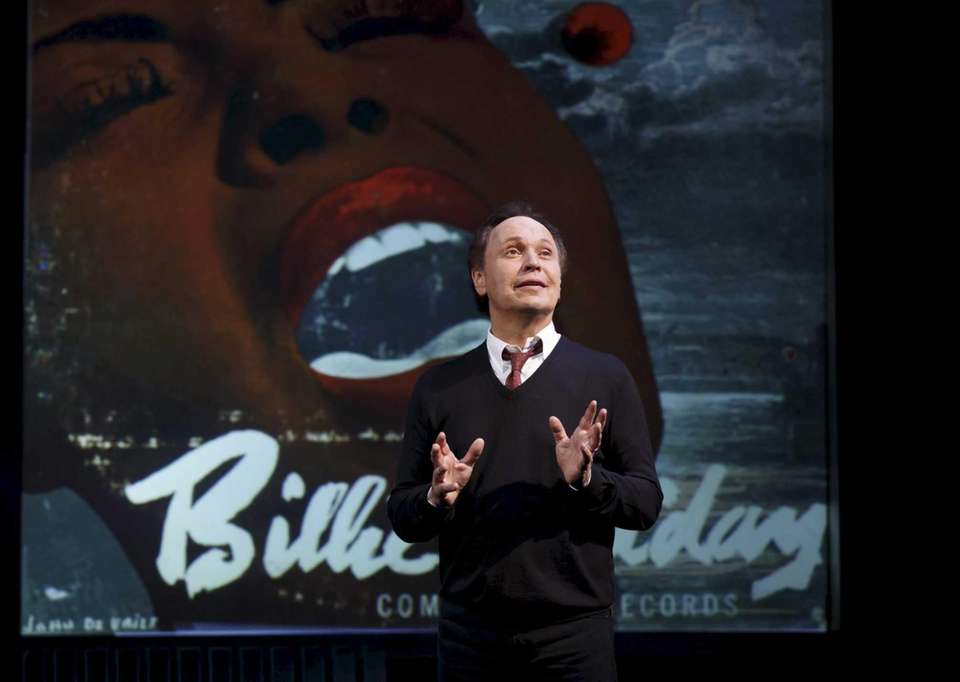 Billy Crystal returns to Broadway with his touching