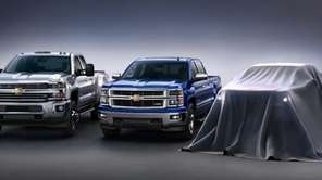 General Motors will unveil the all-new 2015 Chevrolet