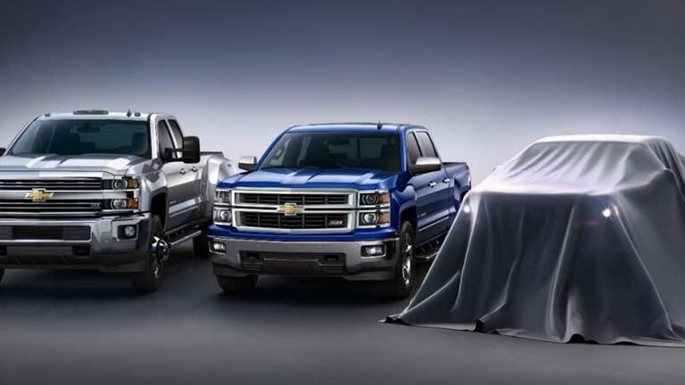 Chevrolet Colorado Gmc Canyon Revamped To Unseat Toyota Tacoma