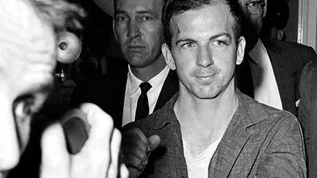 Lee Harvey Oswald, who assassinated President John F.