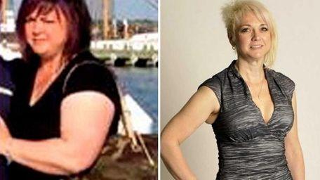 Toni Ruggiero, 44, of Wading River, turned to