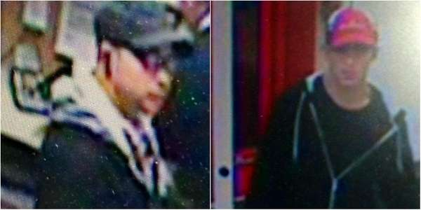 Northport Village police have released surveillance images of