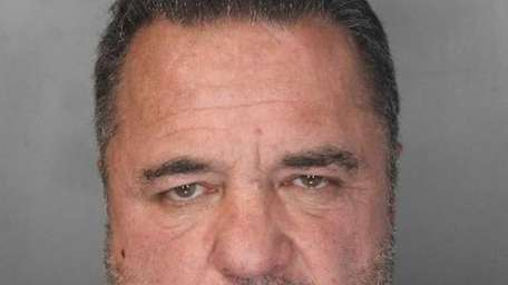 Joseph Desantis, 51, of Wantagh, has been charged