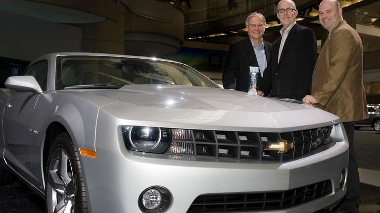 General Motors Executive Director Performance Cars and Full-size