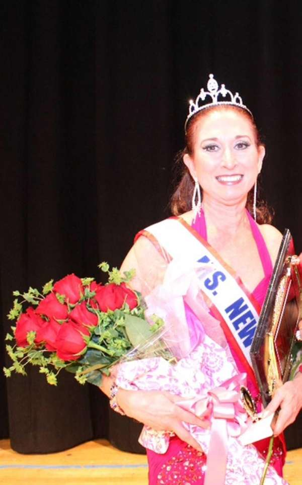 2013 Ms. New York Senior America Virginia Werner