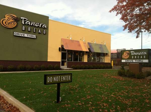 The new Panera Bread in Plainview has a