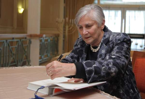Diane Ravitch, an educational policy analyst and author,