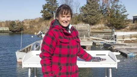 Karen Rivara, the new president of the Long
