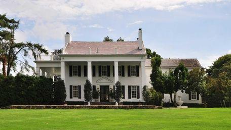 Originally a Quaker farmhouse that was part of