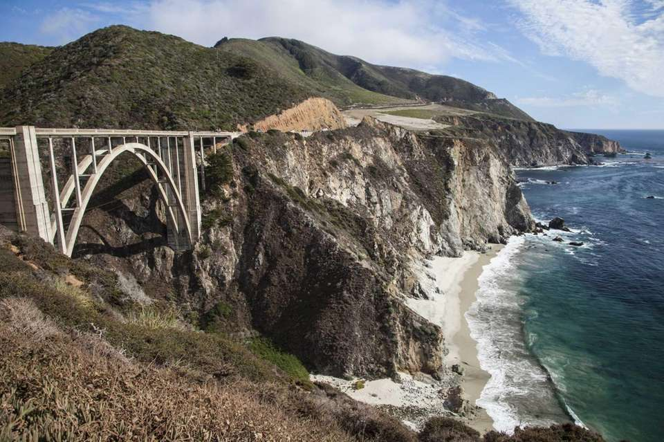Bixby Bridge in Big Sur, Calif., Big Sur
