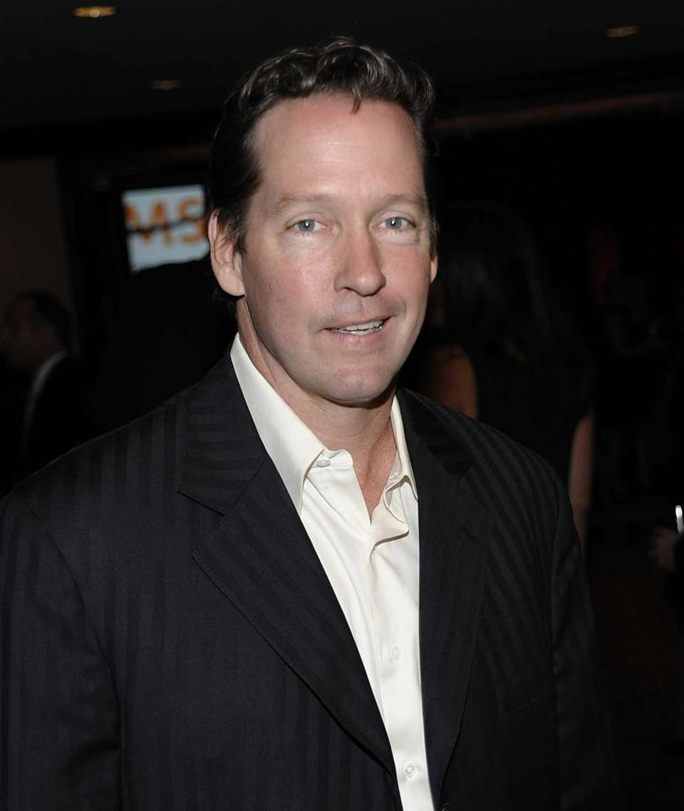 Actor D.B. Sweeney, best known for his portrayal