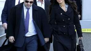 "Giuseppe ""Joe"" Giudice, 43, and his wife, Teresa"