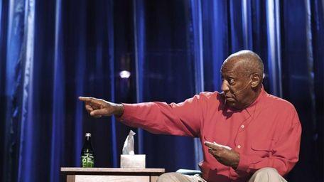 Bill Cosby stars in Comedy Central's