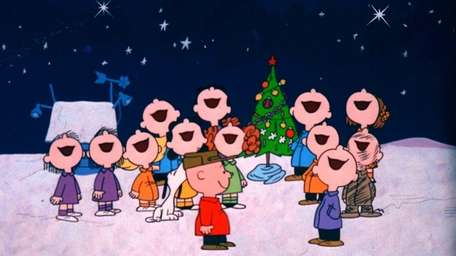 A Charlie Brown Christmas When to Watch: Monday,