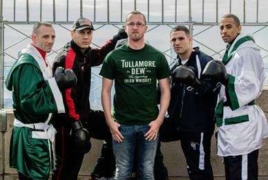 NYPD and NYFD boxers set to participate in