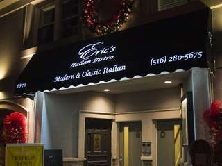 Eric's Italian Bistro in Mineola is a blend