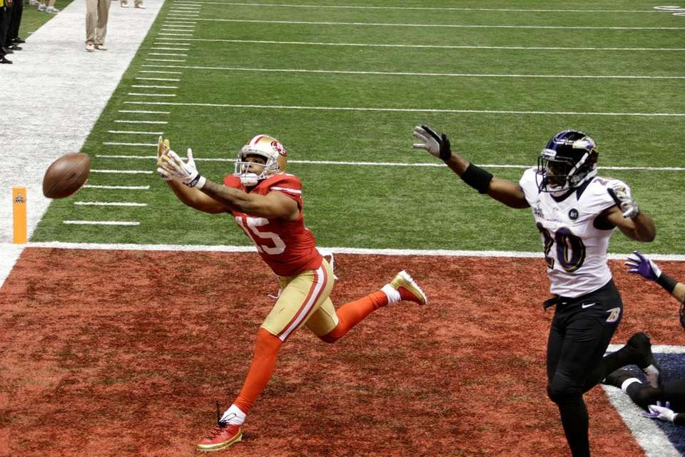 Feb. 3, 2013 Result: Ravens 34, 49ers 31