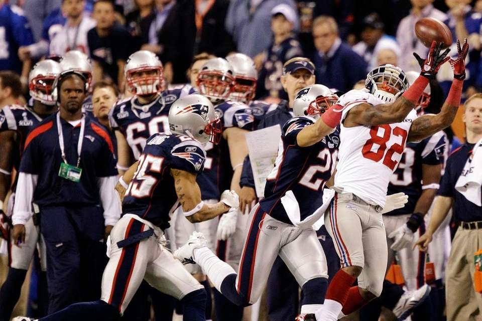 Feb. 5, 2012 Result: Giants 21, Patriots 17