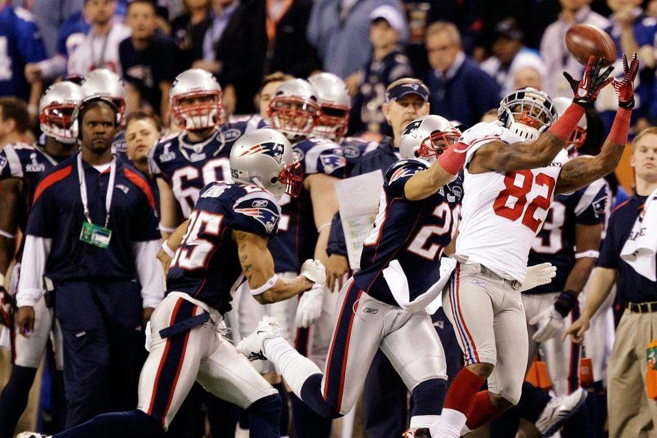 Feb. 5, 2012 Result: Giants 21, Patriots 17